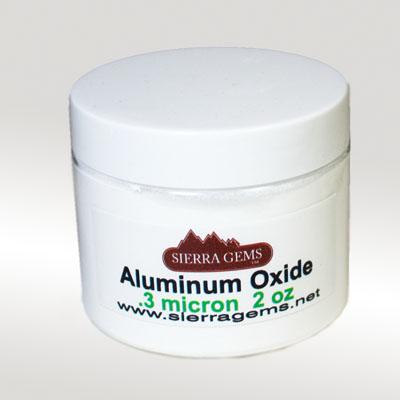 Aluminum Oxide Powder Aluminum Oxide 2 oz